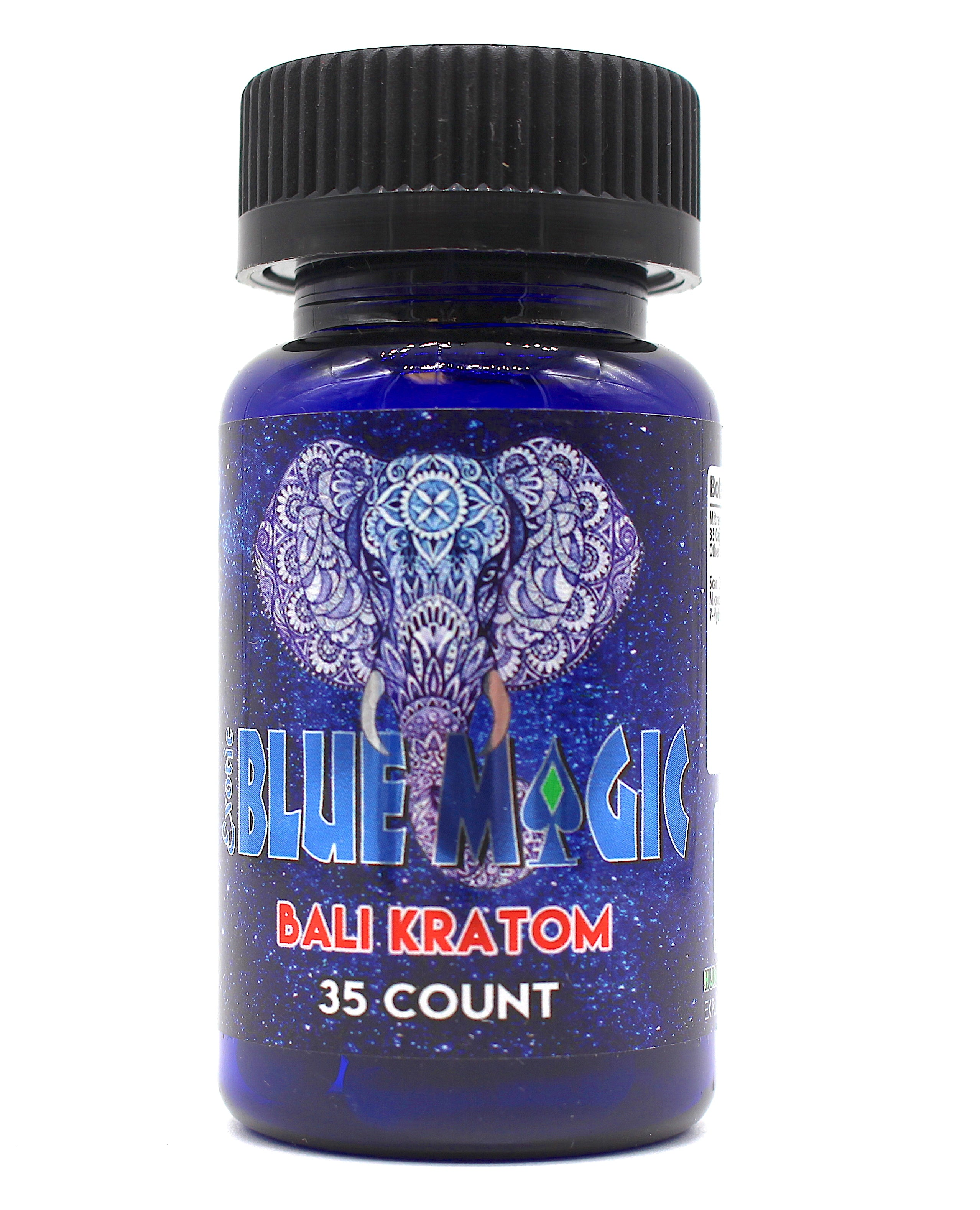 Blue Magic Kratom 35ct