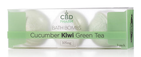 CBD Pharm CBD Bath Bombs 3 pack (SELECT PIC FOR MORE OPTIONS)****