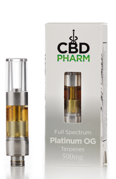 CBD Pharm - Full Spectrum CBD Cartridges ( 1 ML )