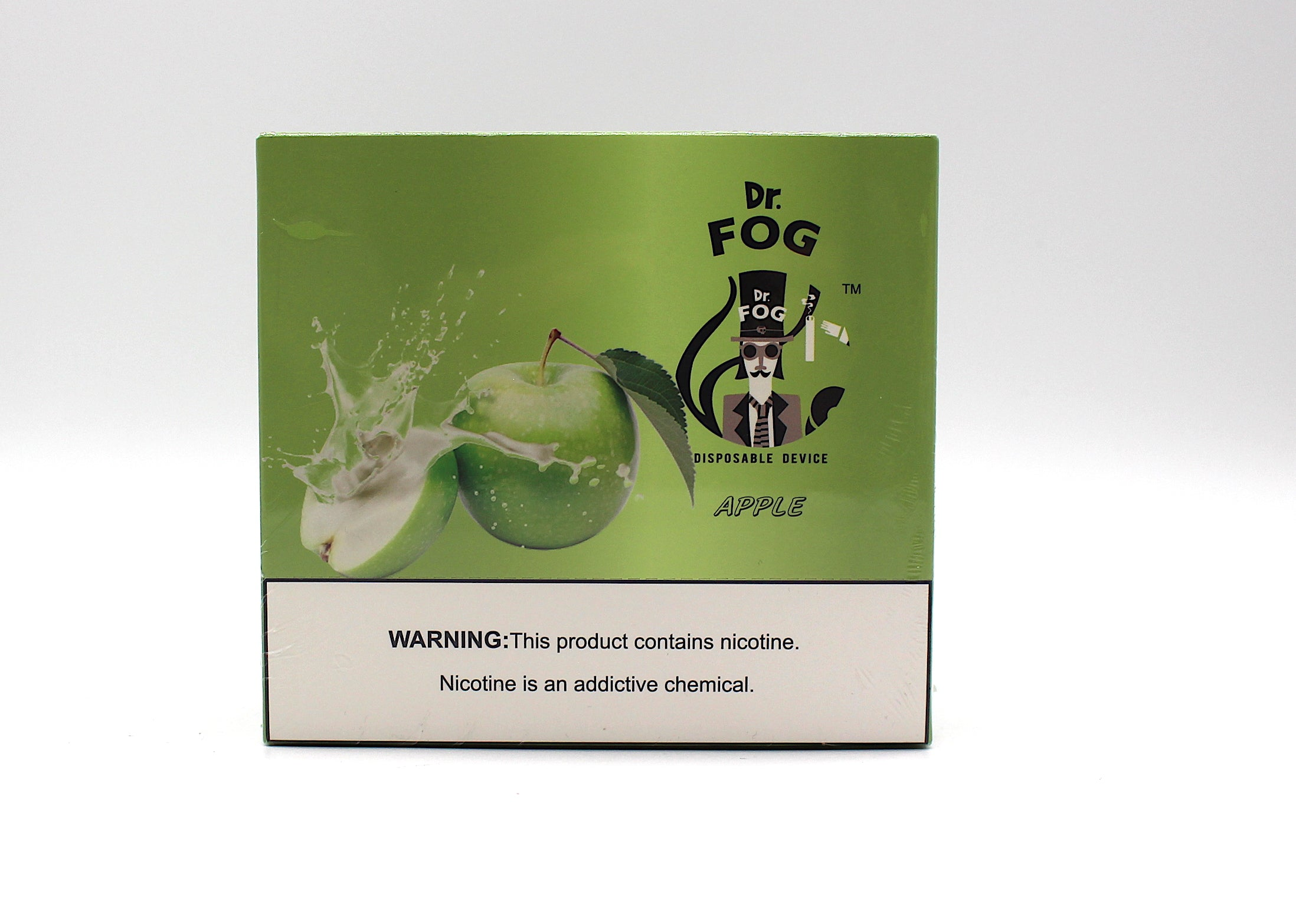 Dr Fog Disposable 5ML 1500 Puffs ( Display of 10 Disposables )