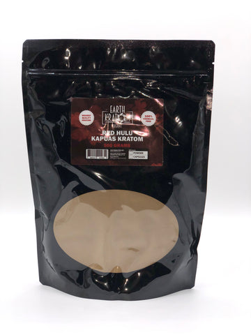 Earth Kratom 500G POWDER  (SELECT PIC FOR MORE OPTIONS)****