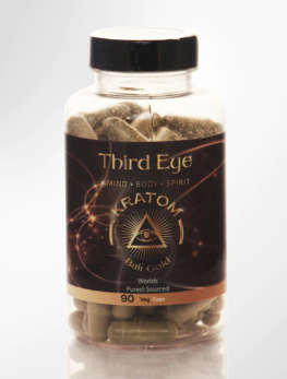 Third Eye Capsules  ( 90 Vegetable  Capsules )