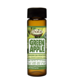 Choice Botanicals Kratom Extract Shots 15ml & 30ml ( Green Apple )
