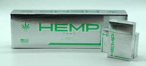 Hemp Tokes Hemp Cigarettes