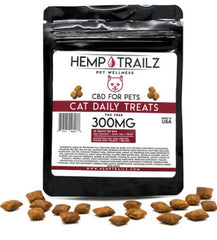 Hemp Trailz Daily Pet Treats 300mg CBD (SELECT PIC FOR MORE OPTIONS)