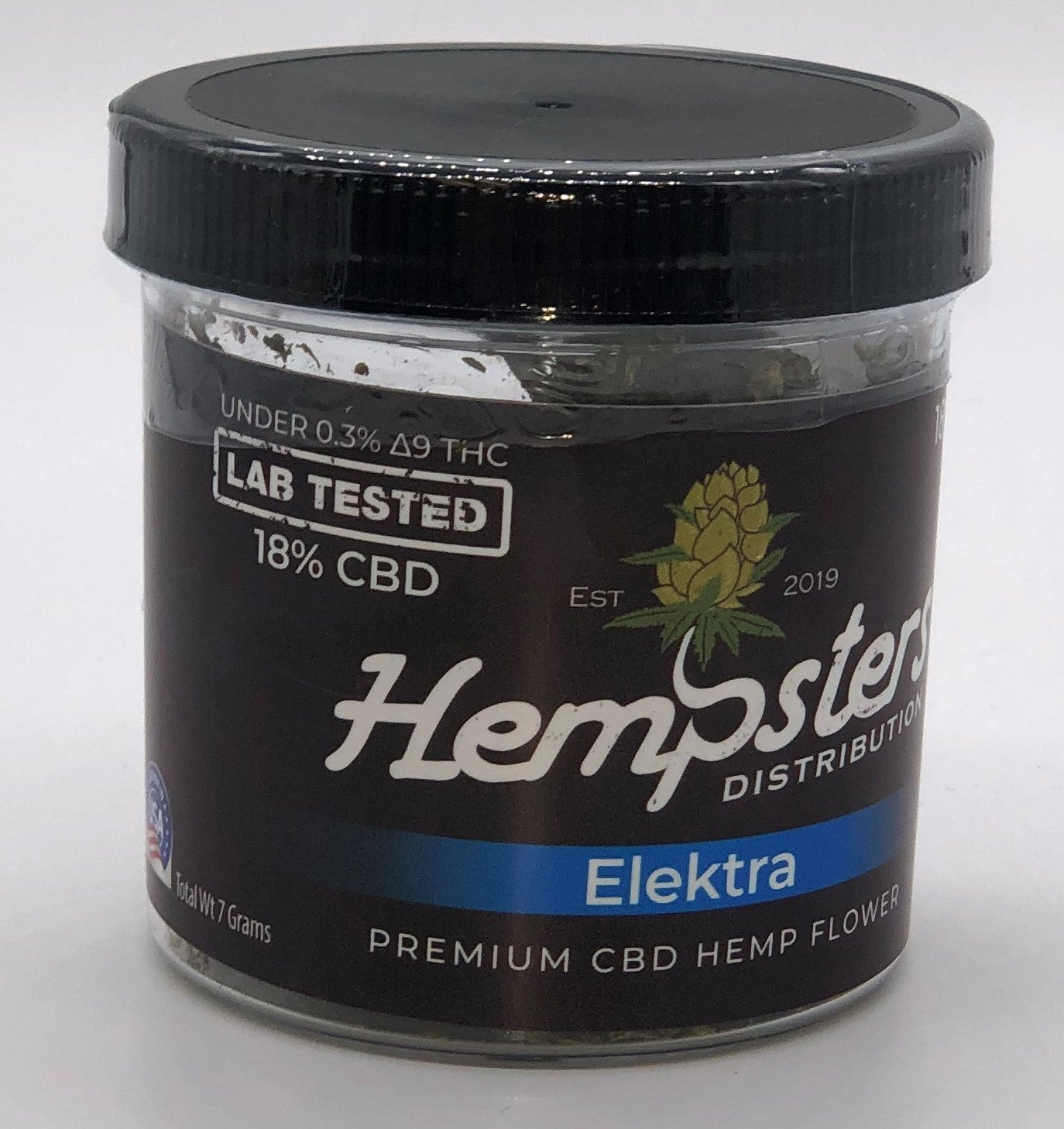 Hempsters CBD Flower Bud  7G (CLICK PIC FOR MORE OPTIONS)