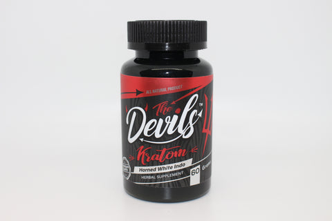 The Devils Kratom Horned 60 grams****