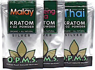 OPMS Silver 4oz Powder