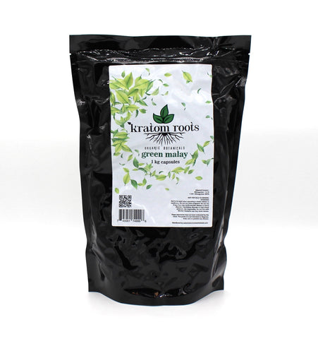 Kratom Roots Bulk Capsules 1kg ((SELECT PIC FOR MORE OPTIONS))