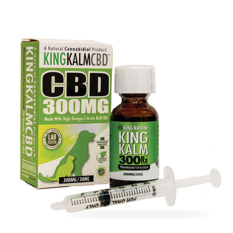 King Kalm Pet cbd  30ml Bottle Pharmacist Formulated (SELECT PIC FOR MORE)