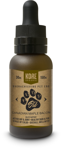 Kore Organic Pet Oil Tincture 30 ml****