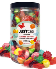 JUST Cbd Gummies 3000 mg  (SELECT PIC FOR MORE)