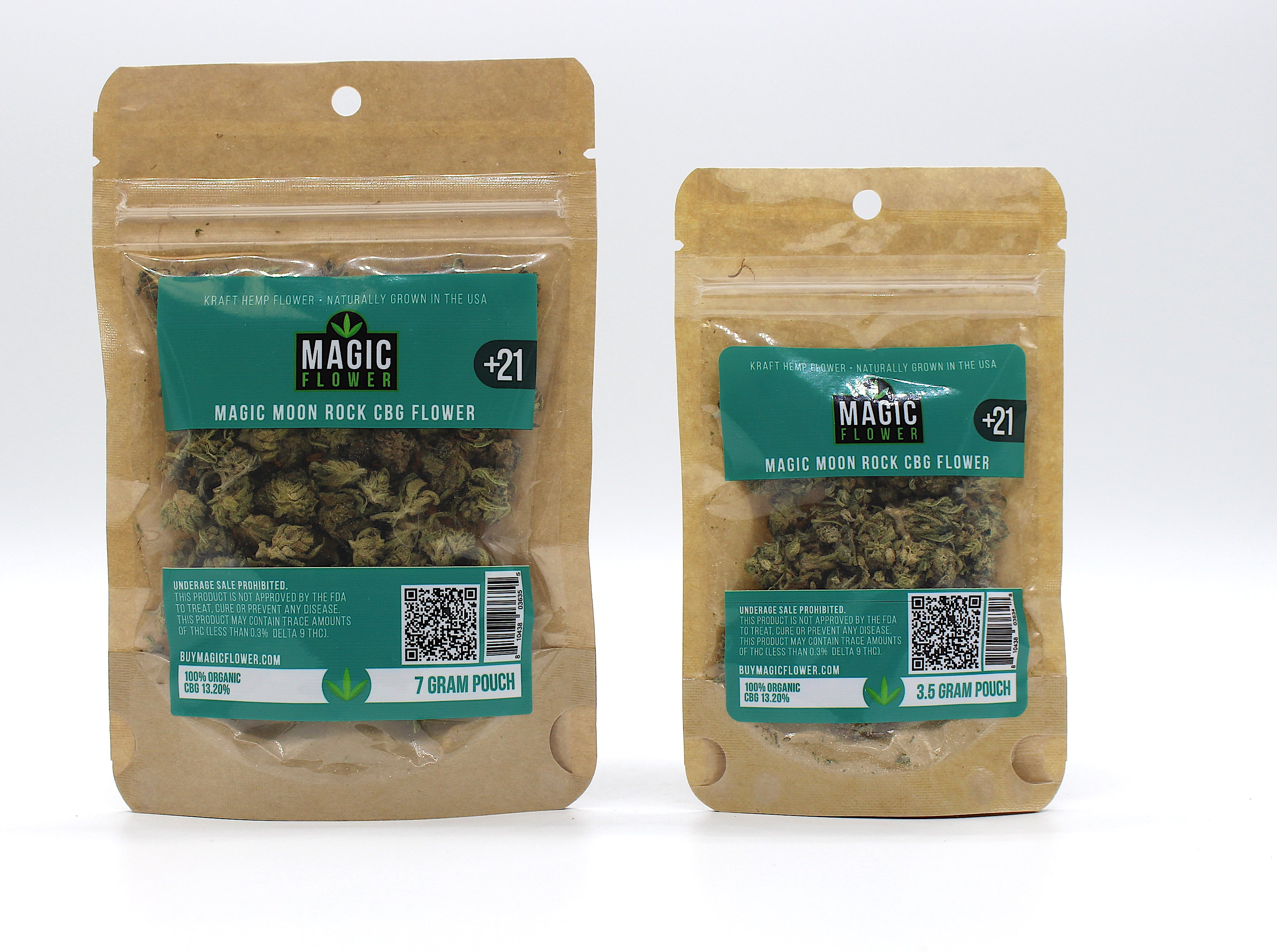 Magic Flower - CBG Moon Rocks Flower