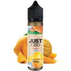 JUST CBD Vape e Juice 100mg 60ml