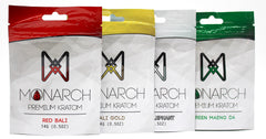 Monarch Premium Kratom 14G Powder ( Display of 12 packs )