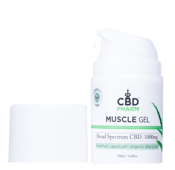 CBD Pharm - CBD Muscle Relief ( 1000MG )