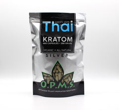 OPMS SILVER (288g) 480 capsules