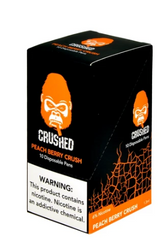 Crushed XL Disposable Vape Pen  600 puffs   (10 Disposable per pack 6% Nicotine )