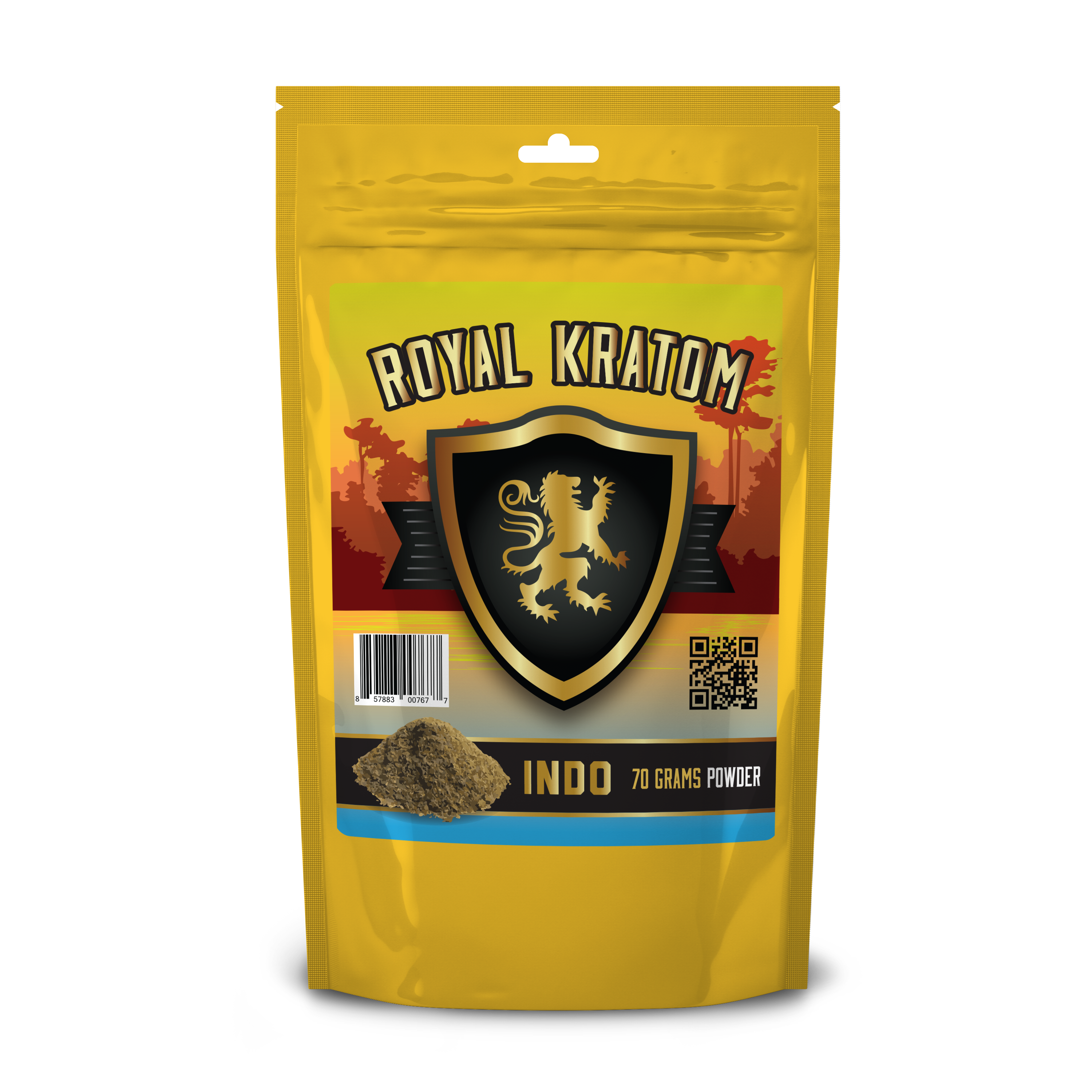 Royal Kratom Powder Gold 70g****