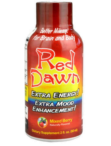 Red Dawn Case 2oz  (12ct)
