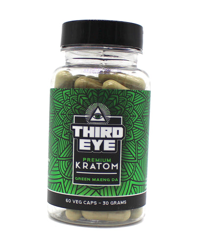 Third Eye Capsules  ( 60 Vegetable  Capsules )