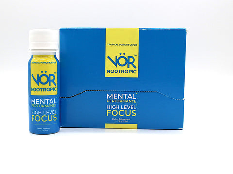 Vor NoonTropic Mental Performance & High Level Focus