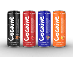 Cocaine Carbonated Drink 12oz CASE OF (12)
