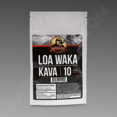 Kava Vanuatu Capsules 10 gram Capsule(((SELECT PIC FOR MORE OPTIONS)))