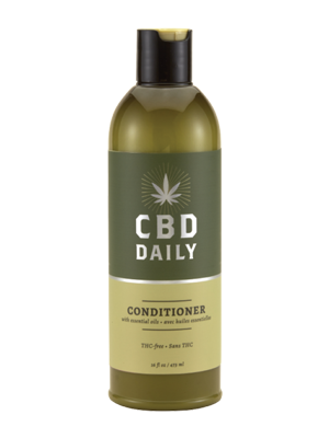 CBD DAILY Infused cbd Conditioner 16oz Organic