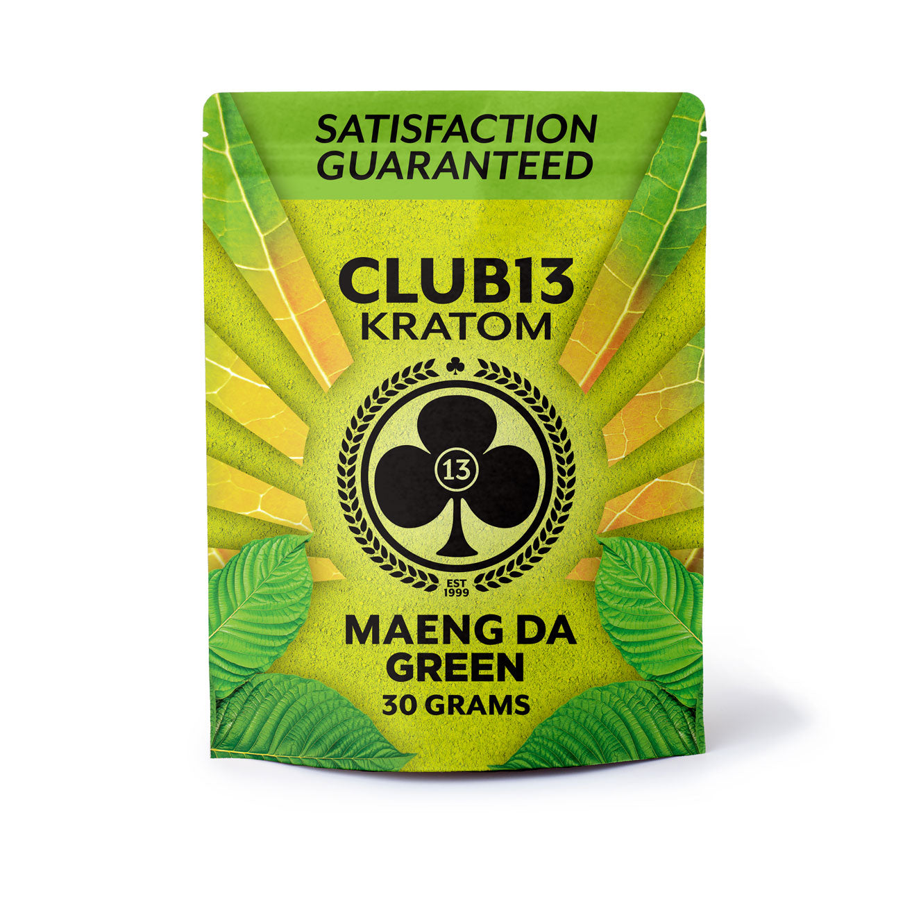 Club13 Kratom 30G Powder (SELECT PIC FOR MORE OPTIONS)