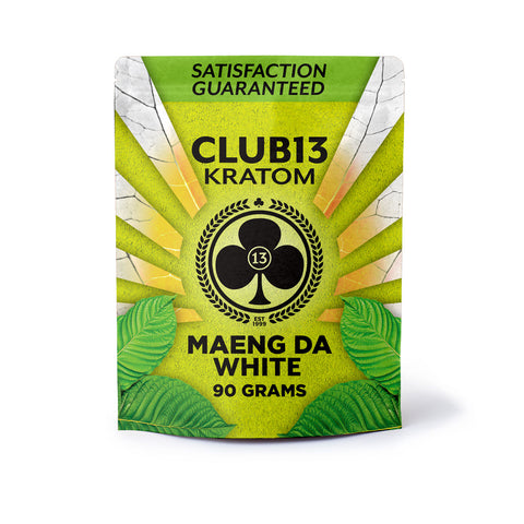 Club13 Kratom 90G Powder (SELECT PIC FOR MORE OPTIONS)