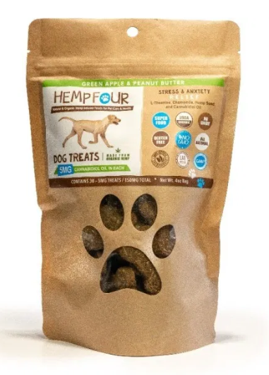 Hemp Four-  150mg Biscuits 30cnt jumbo size 4oz (SELECT PIC FOR MORE)