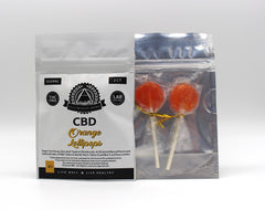 Illuminati Hemp CBD Lollipops 500mg (2ct)