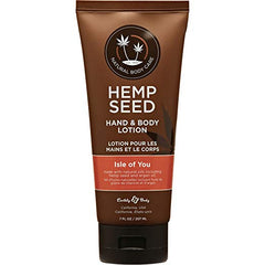 Earthly Body Hemp Seed Hand & Body Lotion 7oz