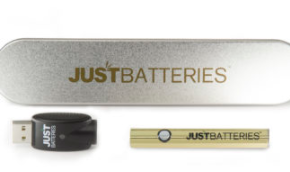 Just Batteries 510 VV Twist ( Special Edition / Displayed in CsutomTin )