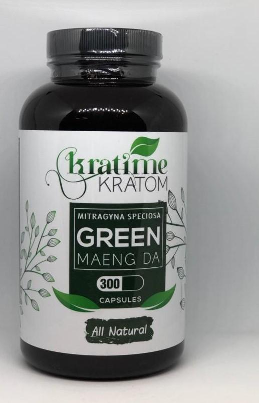 Kratime Kratom 300ct (SELECT PIC FOR MORE)