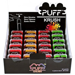 Puff Krush 24 ct ( Available In 2 Diffrent Slection )