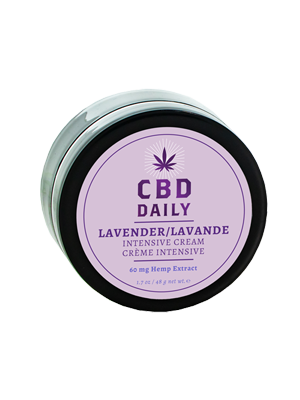 Earthly Body CBD Daily Intensive Cream (SELECT PIC FOR MORE OPTIONS)