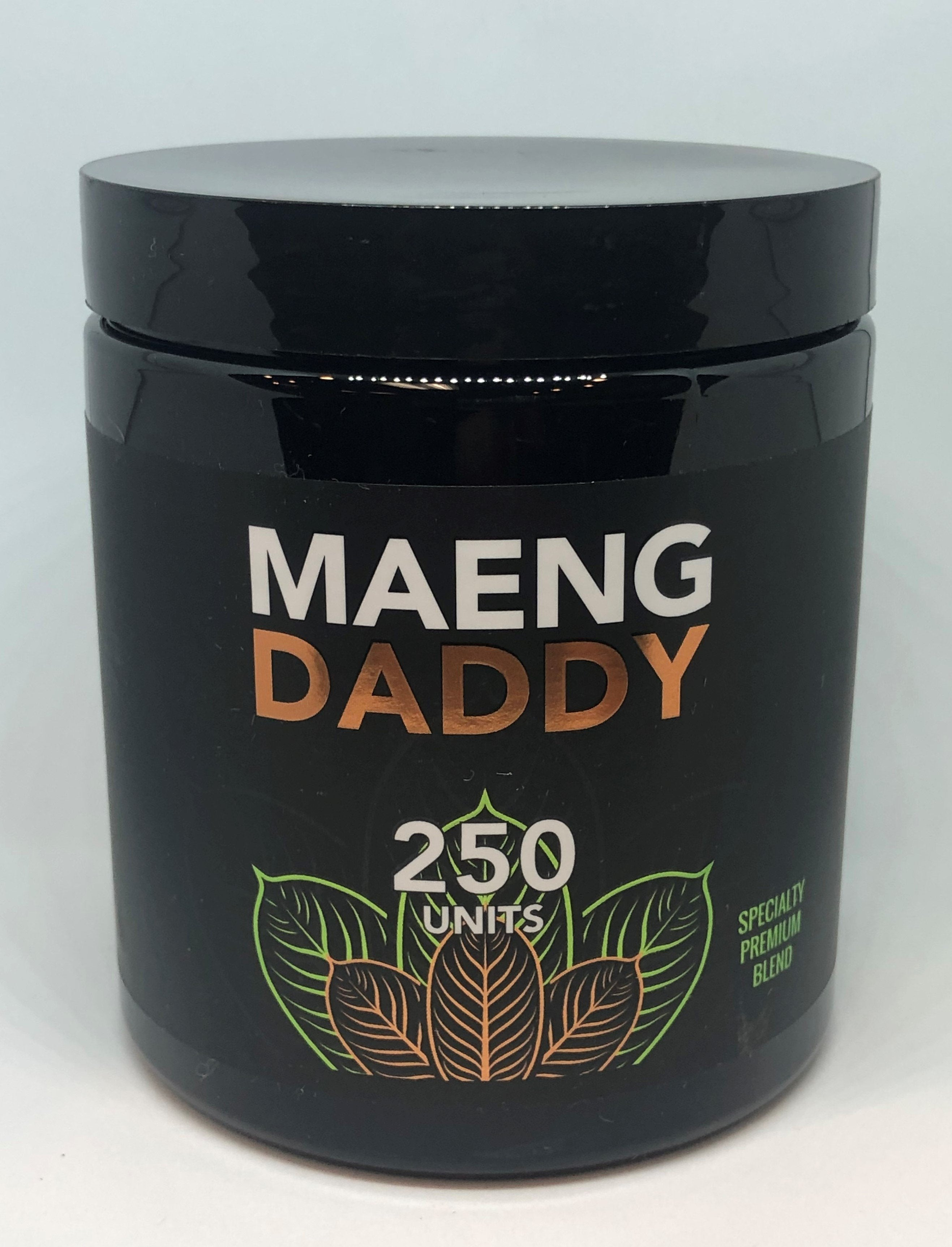 Maeng Daddy  Capsules Maeng Da  Enhanced  Premium Blend (SELECT PIC FOR MORE)