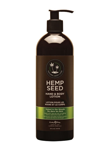 Earthly Body Hemp Seed Hand & Body Lotion 16oz (SELECT PIC FOR MORE)