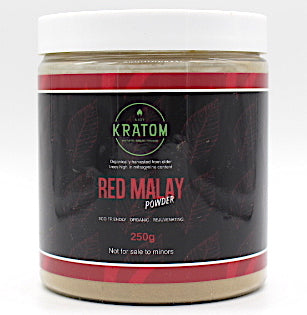 NJOY KRATOM  250g Powder (SELECT PIC FOR MORE)