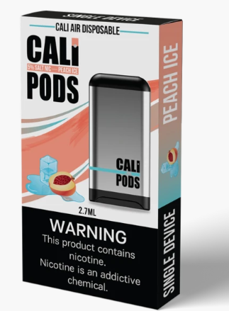 CALI PODS Cali Air Dsiposable 5% Nic 5 Packs