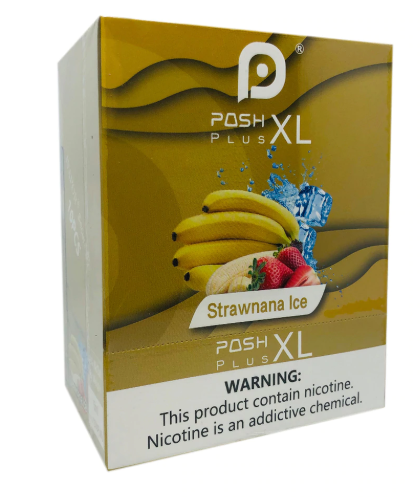 Posh Plus XL 5ml 6% NIC 1500 Puffs (10pcs)