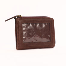 Load image into Gallery viewer, Pass Holder - Black Leather