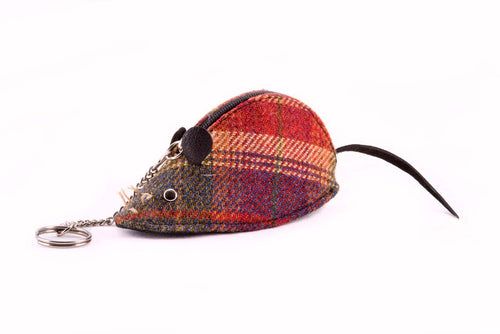 Mouse Coin/ KeyPurse Glen Red