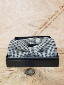 Tweed Bow Ties - Classic Green Islay Tweed