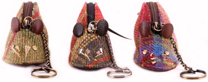 Mouse Coin / Key Purse