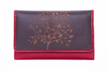 Load image into Gallery viewer, Tree of Life Matinee Purse