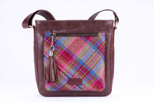 Load image into Gallery viewer, Iona Bag Prince of Wales Tweed