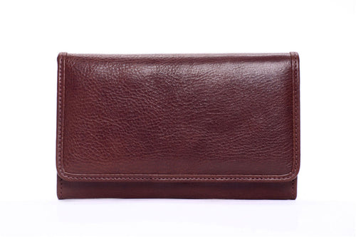 The Muir Brown Leather